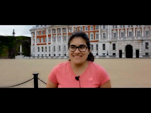 Carla Muñoz nos habla sobre su experiencia de ser alumna en WSE | Trotamundo - ESL Chile