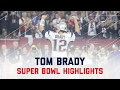 Tom Brady's Amazing Super Bowl LI Comeback | Patriots vs. Falcons | Super Bowl Player Highlights