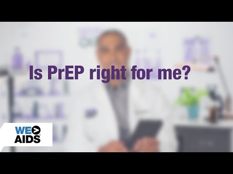 #AskTheHIVDoc 5: Is PrEP Right for Me? (1:28)