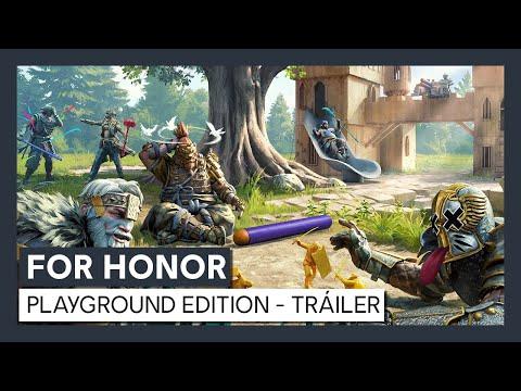 For Honor - Tráiler Playground Edition