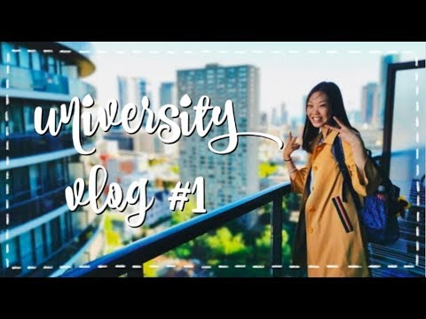 UNI VLOG #1: First Day Of Classes At University Of Toronto!