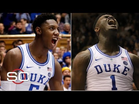Top 10 Duke plays of 2018-19 from first 25 games   College Basketball Highlights