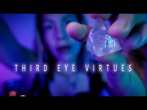 Reiki ASMR | Subtle Senses | Imagination | Third Eye Virtues | Shift Energy