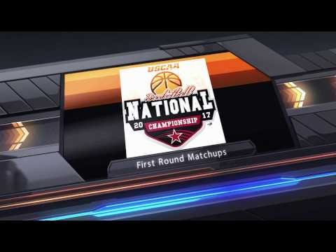 2017 USCAA Men's Division I Basketball National Championship Selection Show