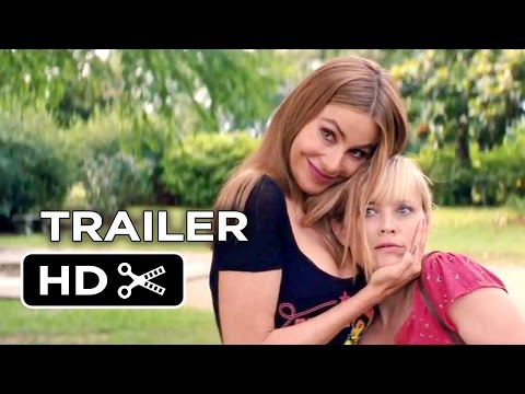 Hot Pursuit  1 2015 – Reese Witherspoon, Sofia Vergara Comedy HD
