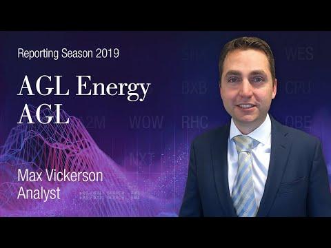 Reporting Season August 2019 – AGL Energy (ASX:AGL):  Max Vickerson, Analyst
