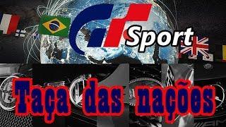 (🔴LIVE) GRAN TURISMO SPORT - Campeonato Mundial (Taça das Nações FIA GT) 21:00 - 01/12