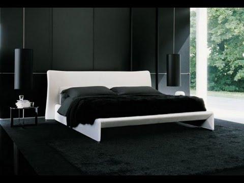 Painting Bedroom Furniture Black black furniture- black furniture paint - youtube