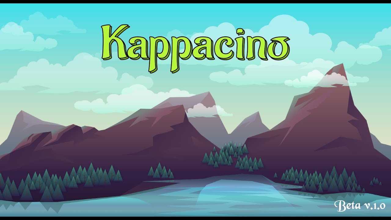 Unveiling my hobby - Project Kappacino