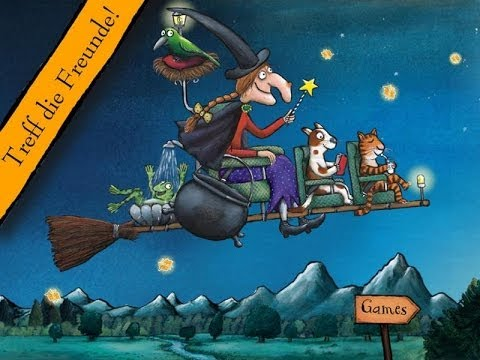 Youtube Room On The Broom Book