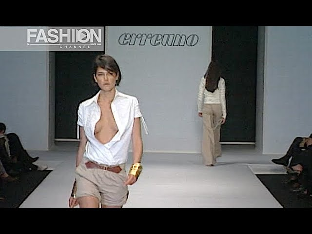 ERREUNO Spring Summer 2003 Milan - Fashion Channel