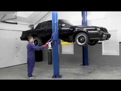 Buick Grand National Street & Strip Upgrades - Part 1