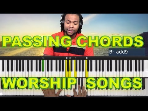 #30: Passing Chords for Worship Songs