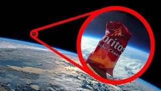 İnsanların Uzaya Gönderdiği 10 Sıradan Şey -  BONUS ; Kebap