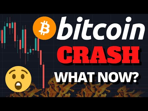 URGENT!!! BITCOIN PRICE CRASHING! PROOF: YOU SHOULD BE BUYING BITCOIN RIGHT NOW!!