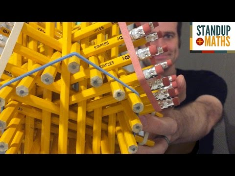 Thumbnail: How to build a Hexastix in 72 easy steps