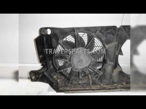 Вентилятор радиатора Mercedes Sprinter W906 A9065000193