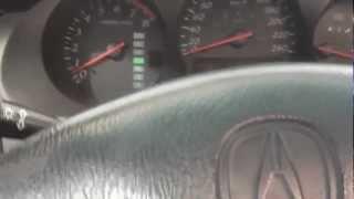 1999 acura tl test drive