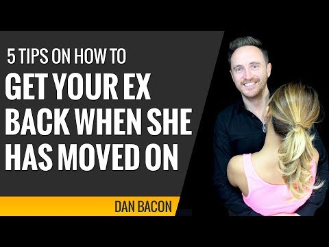 5 Tips on How to Get Your Ex Back When She Has Moved On
