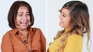 Daughters Surprise Single Mothers With Makeovers