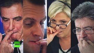 «Крутизна» кандидатов  чем запомнится предвыборная кампания во Франции 2017 года