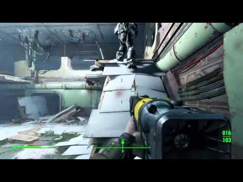how to get final judgement fallout 4