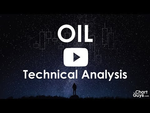 OIL Technical Analysis Chart 04/25/2018 by ChartGuys.com