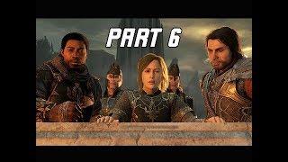 Middle-Earth Shadow of War Walkthrough Part 6 - Traitor