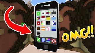 EL NUEVO IPHONE 8!! (Minecraft Build Battle)