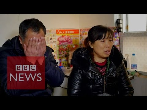 China School Abuse Search For Justice After Son Raped Bbc News