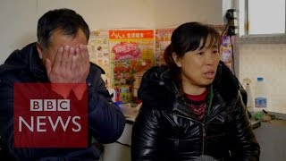 China school abuse: Search for justice after son raped - BBC News