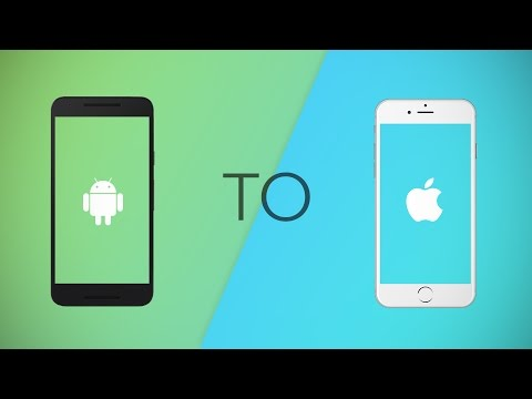 How to Move from Android to iPhone Complete Guide