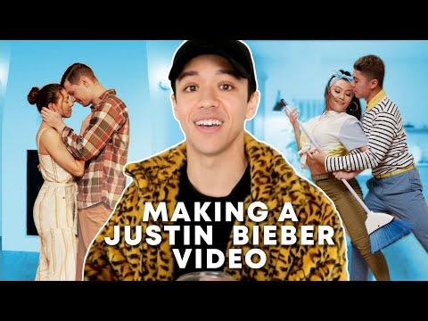 Choreographing Justin Bieber's New Video | Kyle Hanagami - Making Moves