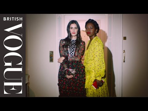 A Night Out with Vogue and Estée Lauder's Double Wear | British Vogue & Estée Lauder
