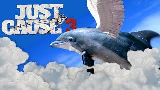 FLYING DOLPHIN - Just Cause 3 Highlight