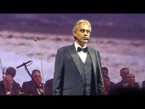 Andrea Bocelli - Nelle Tue Mani/ Budapest, 25.11.2017
