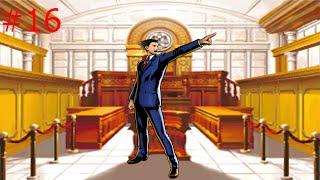 PhoenixWright Ace Attorney #16 Occhio Non Vede,Cuore Non Duole