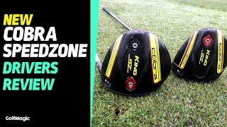COBRA SPEEDZONE Drivers Review | Golfmagic.com