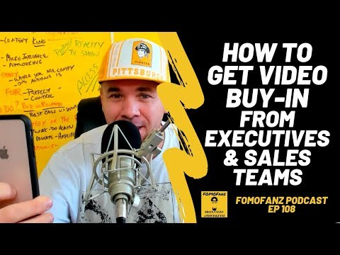 How to Get Marketing Video Buy in from Executives and Sales Teams