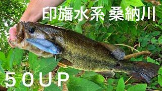 【Craft & Hunt vol.1-桑納川編③】印旛でエイトトラップで52.5で・・・