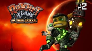 Twitch Livestream | Ratchet & Clank: Up Your Arsenal Part 2 (FINAL) [PS2/PS3]