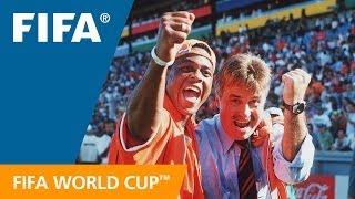 World Cup Highlights: Argentina - Netherlands, France 1998