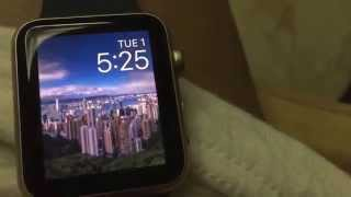 APPLE WATCH time lapse wallpapers