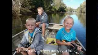 Yellow belly fishing with Mazzy VIB