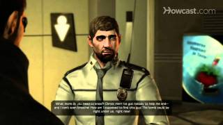 Deus Ex: Human Revolution Walkthrough - Smash the State and Lucky Guess (1 of 2) [HD]