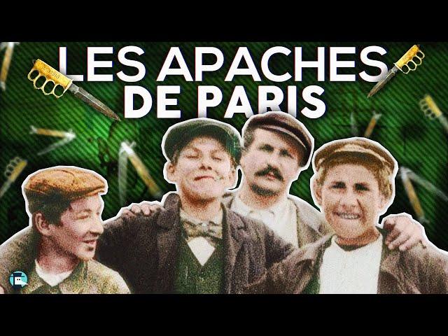 Quand 70 000 jeunes ravagent Paris en 1900 : Les apaches !