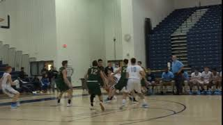 Seth Meisner from Cristian Corcione, plus the foul