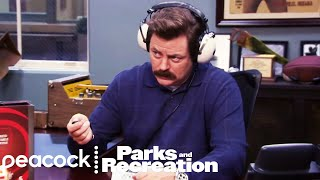 Ron Swanson Can't Handle Whiners - Parks and Recreation
