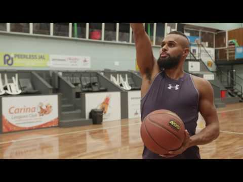 How to throw a free throw - from Patty Mills