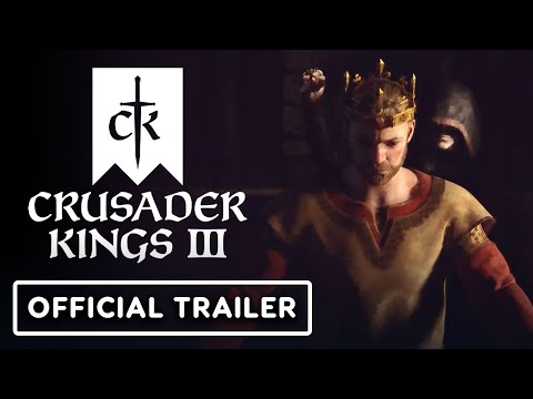 Crusader Kings 3 - Official Story Trailer